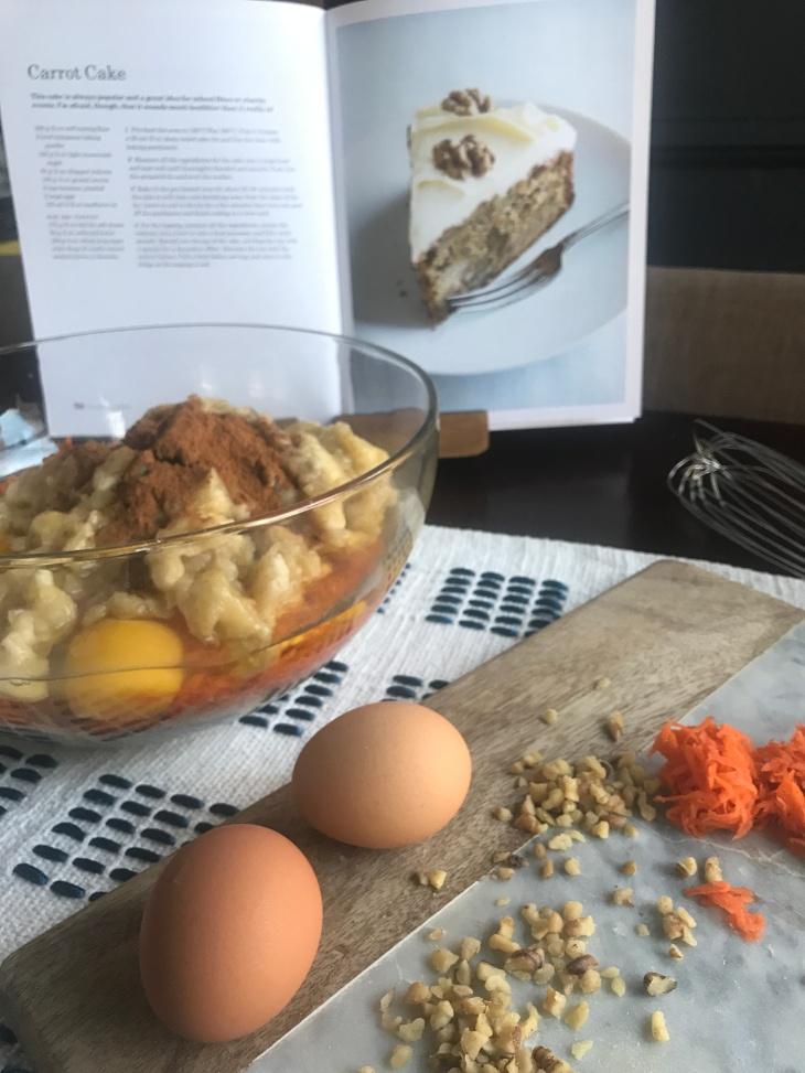 carrot cake 1